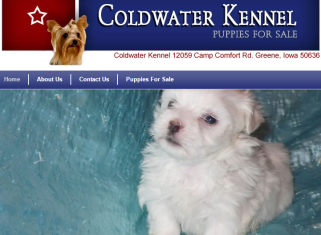 Iowa Puppy Mill Map | Bailing out Benji