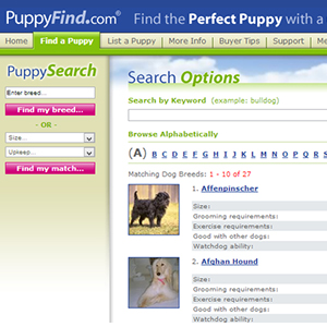 puppyfind